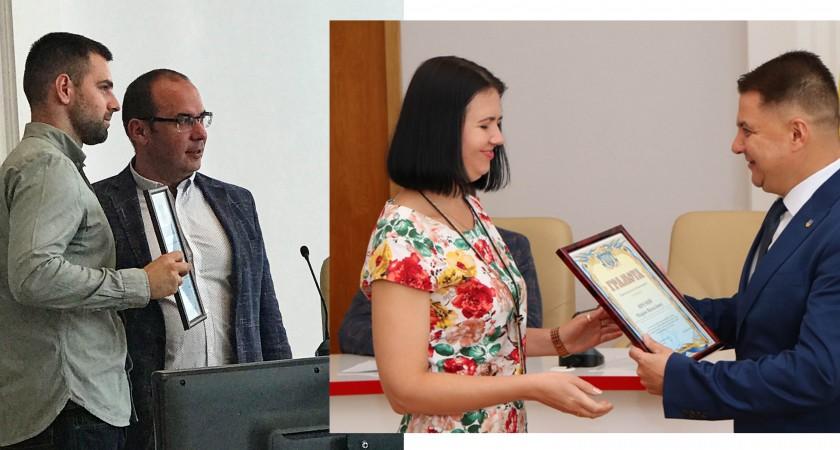 З нагоди Дня фізичної культури та спорту на Тернопільщині привітали працівників спорту