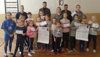 В СДЮСШ «Екстрім» проводилася інформаційна кампанія СТОПБУЛІНГ