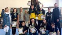 Всеукраїнські змагання з спеціальної фізичної підготовки з фристайлу(могул)