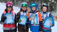 9 нагород Чемпіонату України зі сноубордингу  2020 року !