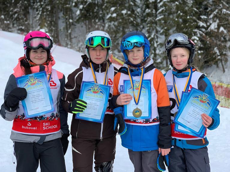 молодші призери ЧУ