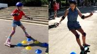 Чемпіонат СДЮСШ «Екстрім» з роликових ковзанів та скейтів