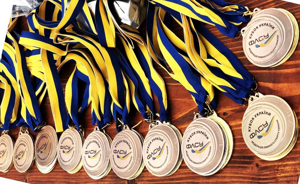 медалі КУ2020